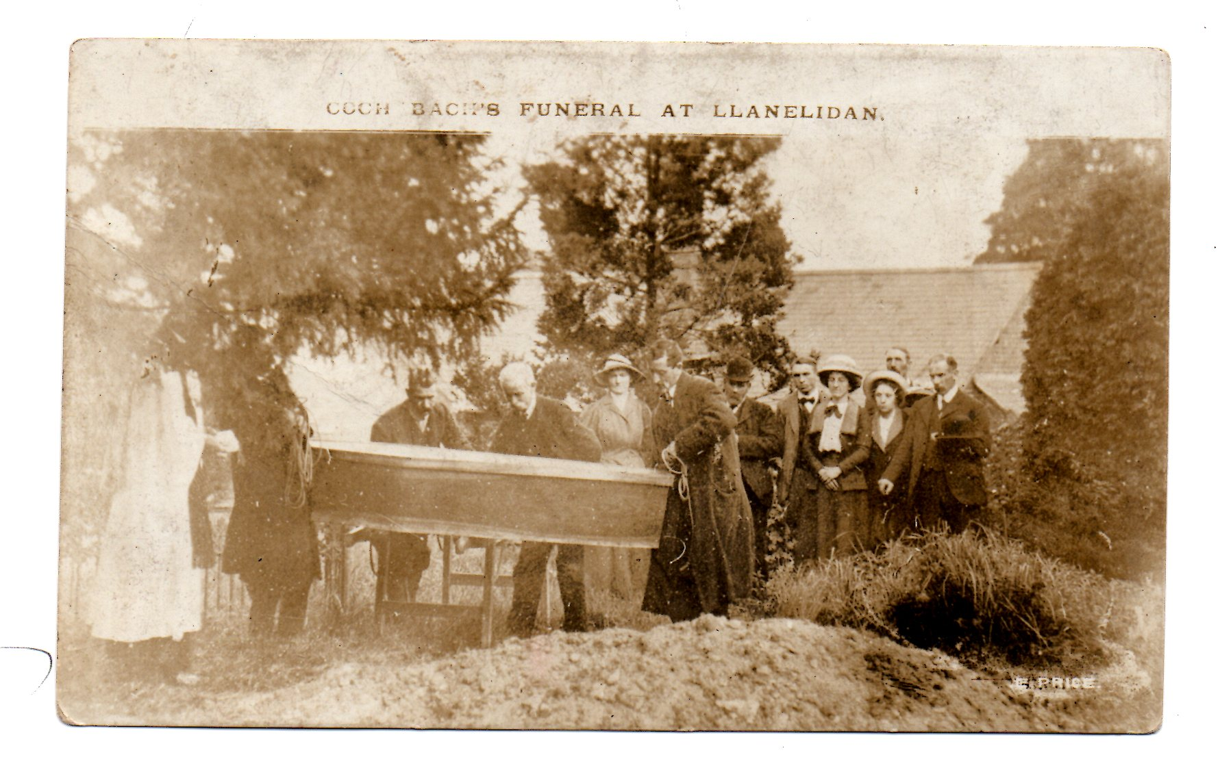 Coch funeral